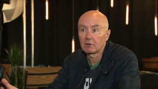 Trainspotting author Irvine Welsh says 'rich kids' are taking over the arts
