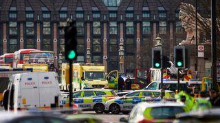 Westminster Bridge terror attack