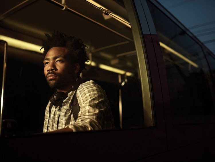 Donald Glover in Fox's Atlanta