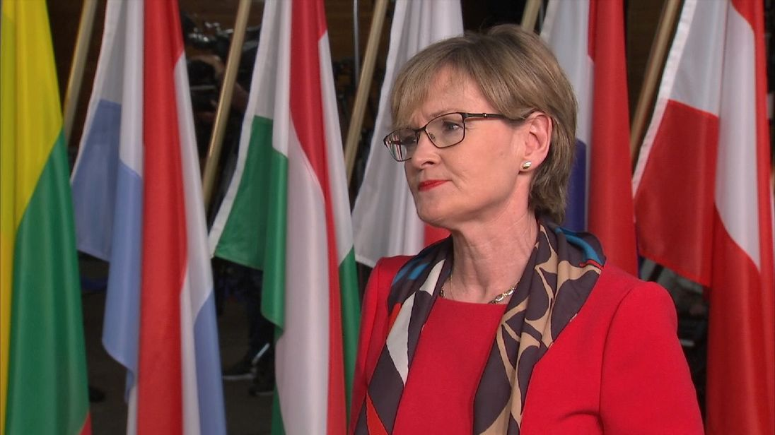 Mairead McGuinness smooths over Juncker's 'Britons will regret Brexit' remark