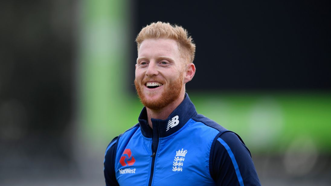 England all-rounder Ben Stokes preparing for the first one-day game against the West Indies