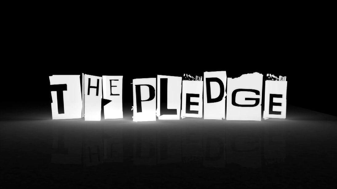 The Pledge slate