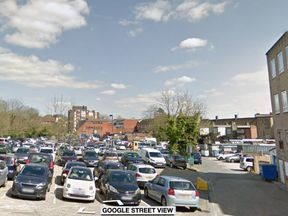 The attack happened in Stanmore, northwest London