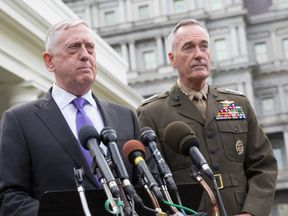 Secretary of Defense James Mattis made the latest US statement on North Korea