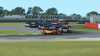 An esports competition to find the world's fastest virtual racer arrived at the home of British motor racing for the final of the Silverstone qualifying rounds