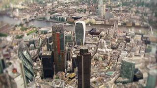The City of London.