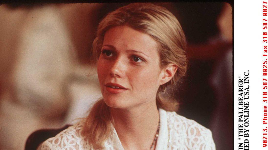 1996 GWYNETH PALTROW STARS IN 'THE PALLBEARER' 1996 GWYNETH PALTROW STARS IN 'THE PALLBEARER'