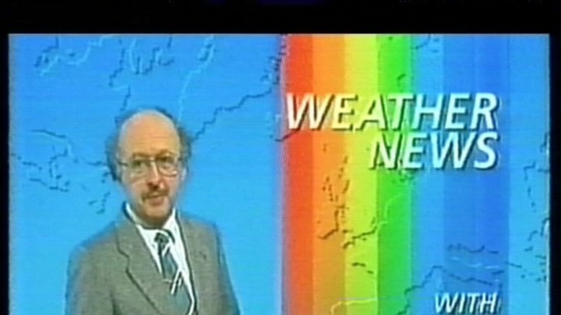 Michael Fish said no hurricane was on the way, hours before the worst storm in more than 300 years