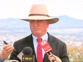 Barnaby Joyce is one of seven politicians affected by the decision