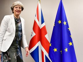 Theresa May must sell a compromise on the Brexit settlement to her own party