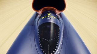 Bloodhound is expected to exceed 1000mph