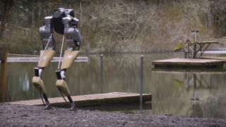 Cassie robot