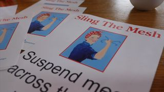 The Sling the Mesh campaign group now has more than 3,000 members