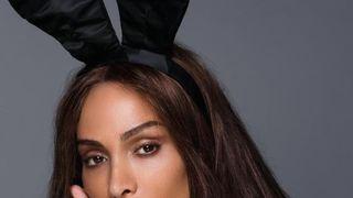 Playboy's first transgender playmate Ines Rau