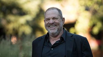 SUN VALLEY, ID - JULY 12: Harvey Weinstein, co-chairman and co-founder of Weinstein Co., attends the second day of the annual Allen & Company Sun Valley Conference, July 12, 2017 in Sun Valley, Idaho. Every July, some of the world's most wealthy and powerful businesspeople from the media, finance, technology and political spheres converge at the Sun Valley Resort for the exclusive weeklong conference. (Photo by Drew Angerer/Getty Images)
