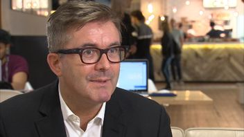 James Murphy is chairman of the Advertising Association