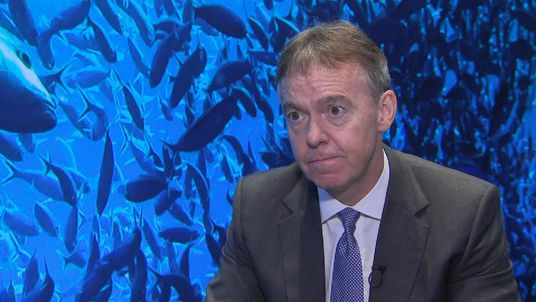 Sky's CEO Jeremy Darroch explains the company's aims in terms of reducing the amount of plastic entering the world's oceans