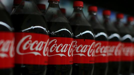 Coca-cola says it is now backing a deposit scheme for plastic bottles