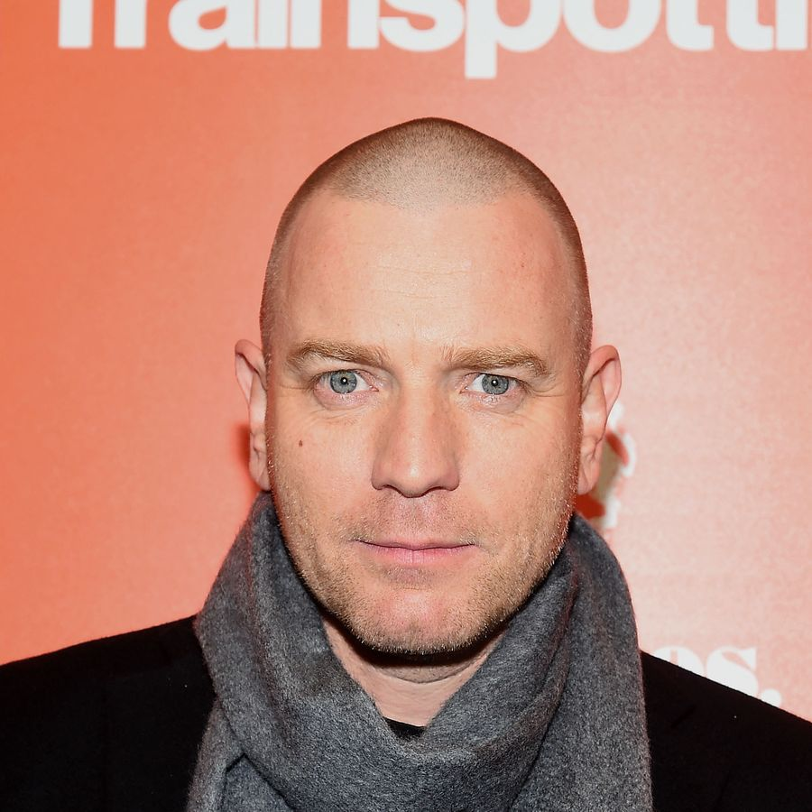 NEW YORK, NY - MARCH 14: Actor Ewan McGregor attends a TriStar and Cinema Society screening of 'T2 Trainspotting' at Landmark Sunshine Cinema on March 14, 2017 in New York City. (Photo by Ben Gabbe/Getty Images)