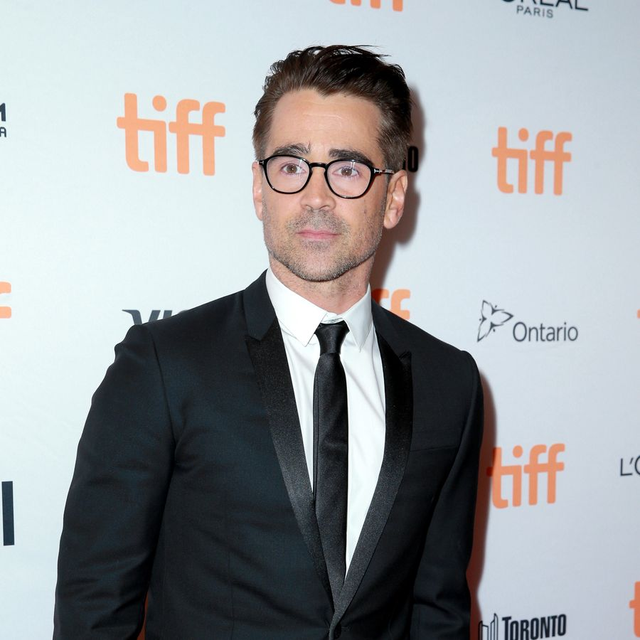 TORONTO, ON - SEPTEMBER 09: Colin Farrell attends 'The Killing of a Sacred Deer' premiere during the 2017 Toronto International Film Festival at The Elgin on September 9, 2017 in Toronto, Canada. (Photo by Rich Fury/Getty Images)