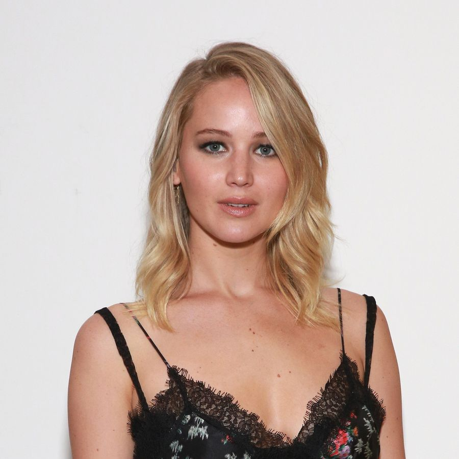 NEW YORK, NY - SEPTEMBER 21: Jennifer Lawrence attends an official Academy screening of MOTHER! hosted by The Academy of Motion Picture Arts & Sciences at MOMA - Celeste Bartos Theater on September 21, 2017 in New York City. (Photo by Robin Marchant/Getty Images for The Academy of Motion Picture Arts & Sciences )
