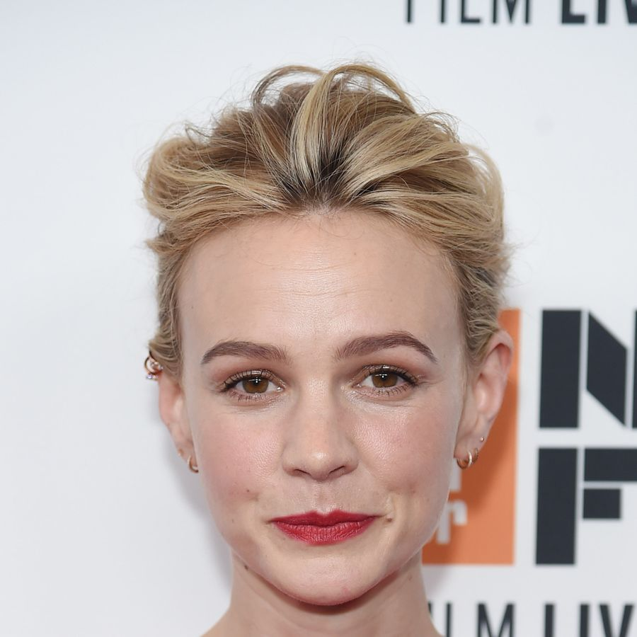 NEW YORK, NY - OCTOBER 12: Carey Mulligan attends the 'Mudbound' premiere during the 55th New York Film Festival at Alice Tully Hall on October 12, 2017 in New York City. (Photo by Jamie McCarthy/Getty Images)