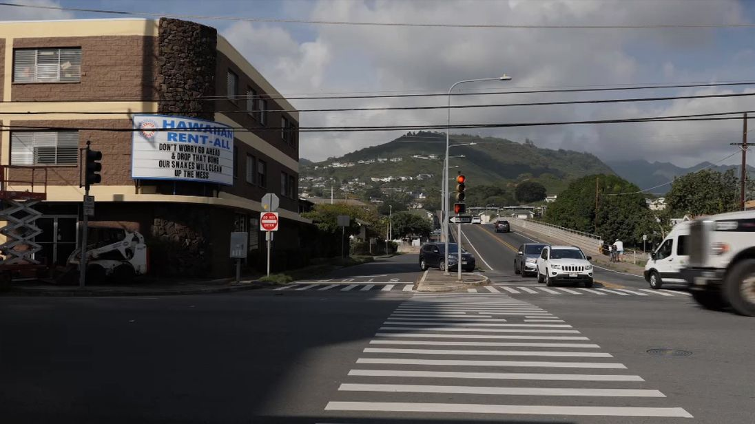 Hawaiians fear they may be in the firing line in an escalation