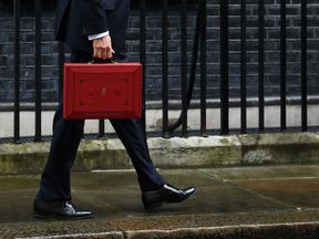 Philip Hammond will deliver his second budget