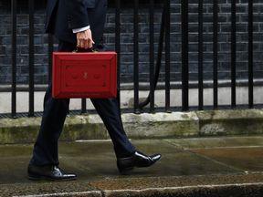 Philip Hammond will deliver his second budget