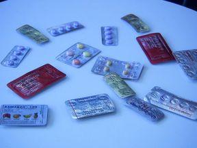 Erectile dysfunction drugs