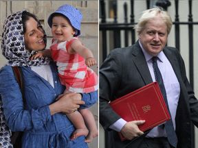 Ms Zaghari-Ratcliffe's family fear Boris Johnson's statement could harm her case