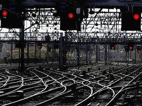 Hundreds of rail branch lines were closed down on Dr Richard Beeching's recommendation in the 60s