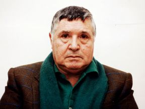 Riina was captured in his own apartment in 1993