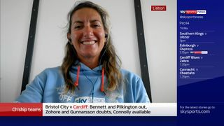 Dee Caffari is confident for Volvo Ocean Race second leg