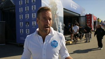 Ben Fogle supports Ocean Rescue
