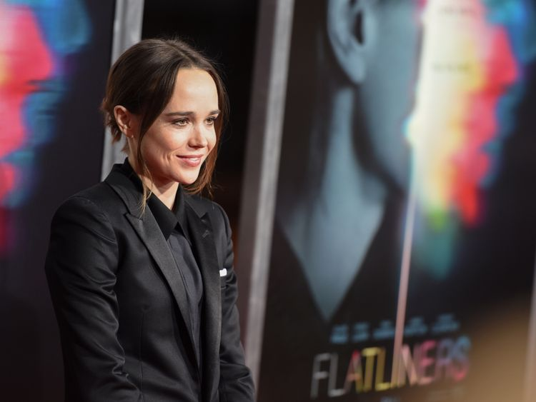 Ellen Page has detailed her experiences of harassment and abuse