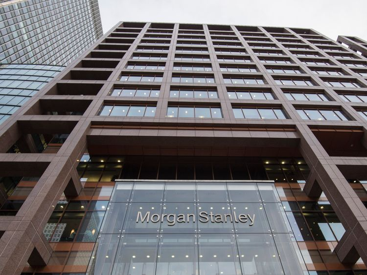 Morgan Stanley's UK headquarters