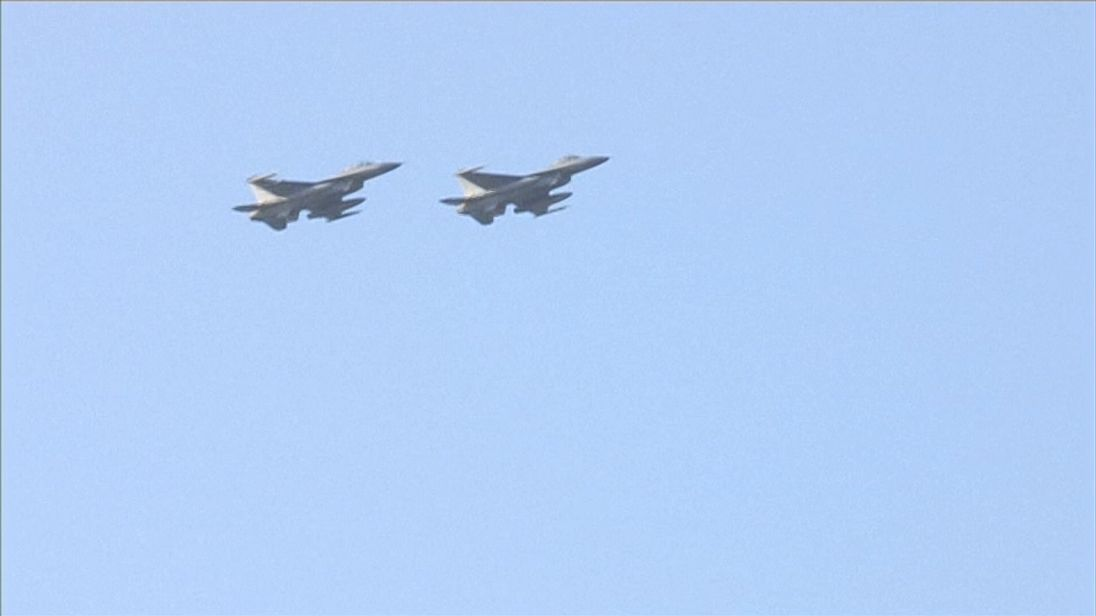US and South Korea joint aerial military exercise
