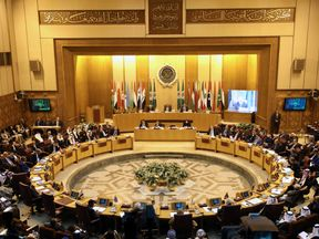 The Arab League said it would seek a United Nations Security Council resolution