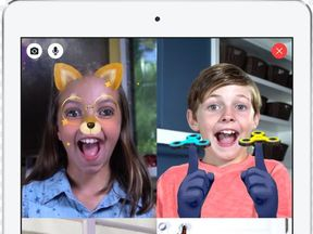 Facebook says the app will enable children to 'safely' video chat and message