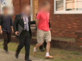 A South Korean-born Sydney man has been charged with acting as an agent for North Korea in Australia. - AP