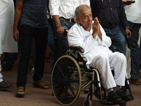 Shashi Kapoor died aged 79