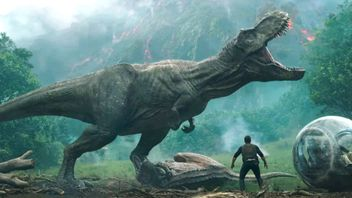 Jurassic World: Fallen Kingdom is due for release summer 2018. Pic: Universal