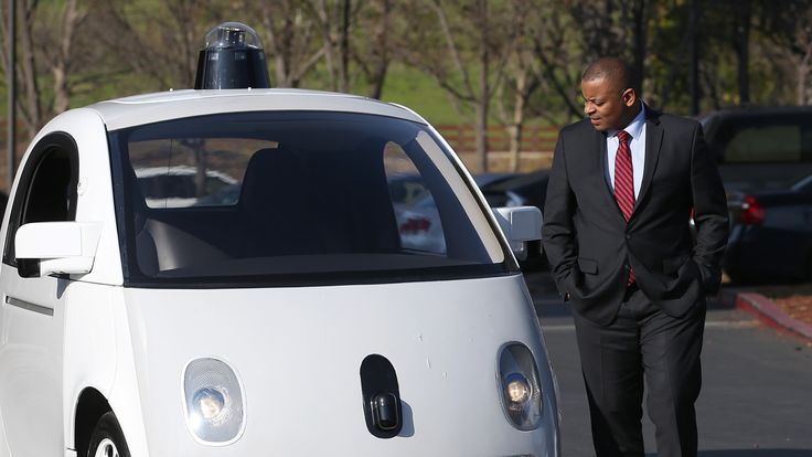 It is vital different driverless cars can talk to each other if the tech is to succeed