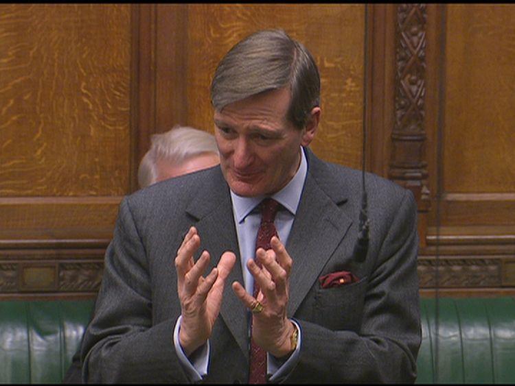 Tory MP Dominic Grieve