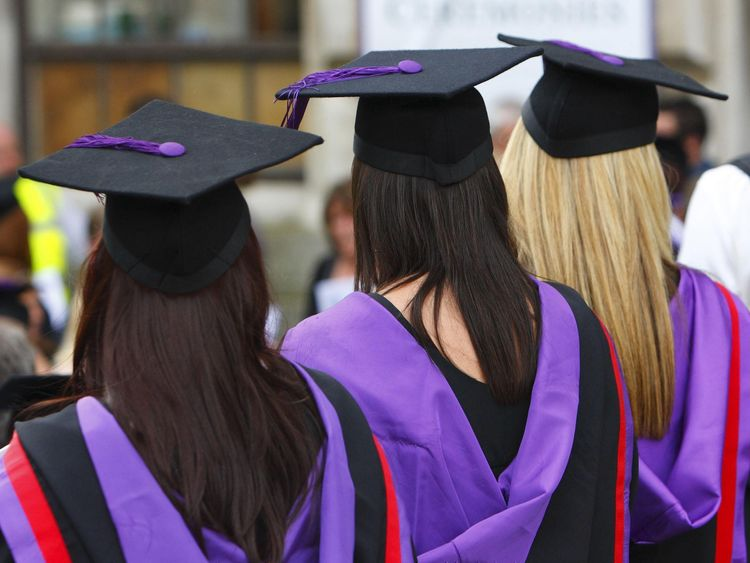 "University students will be offered ""accelerated"" two-year degrees costing up to £11,100 a year under Government plans."