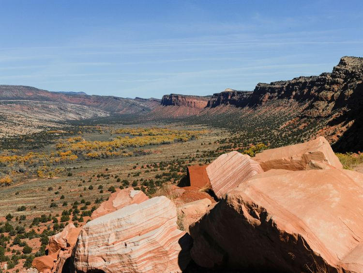 The order will reduce the 1.3m acre Bears Ears National Monument to 228,784 acres