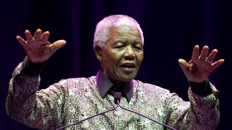 The ANC has ruled South Africa since Nelson Mandela's historic rise to power in 1994