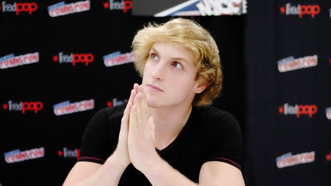 Logan Paul has more than 15 million subscribers on YouTube