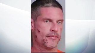 Michael Lester had previous convictions. Pic: Polk County Sheriff's Office